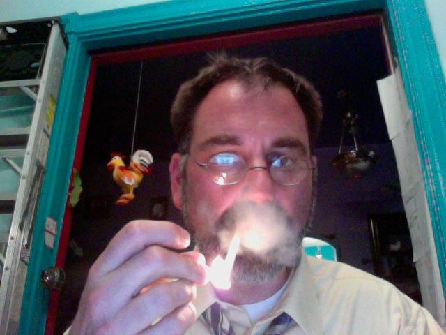 Eurovision 2 smoking